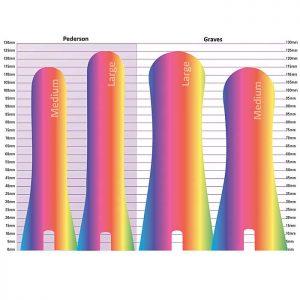 Titanium Rainbow Speculum